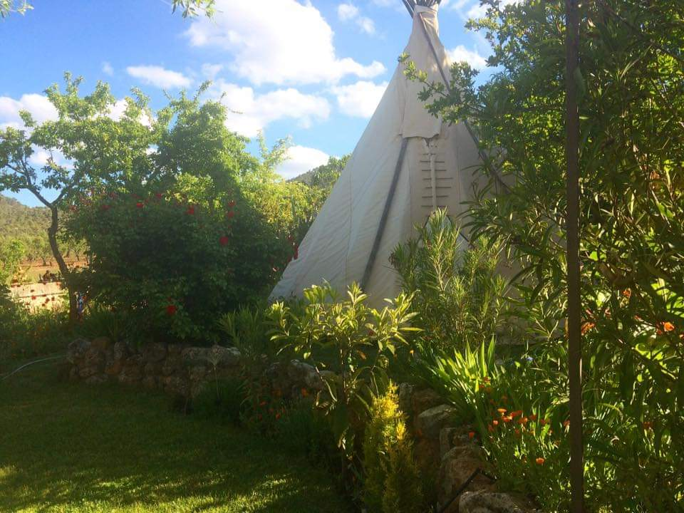 tipi Rooms